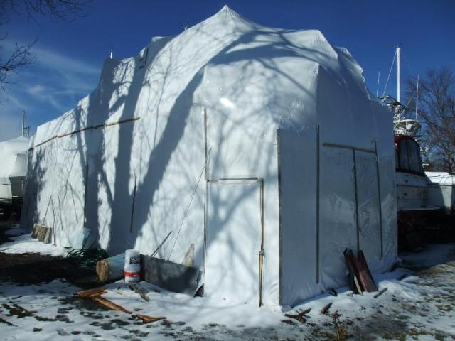 Tent Model X...Best tent ever!